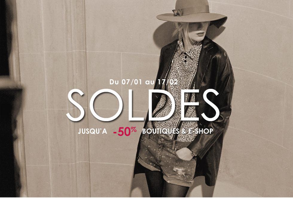Belair soldes -50% - Boutiques & E-Shop